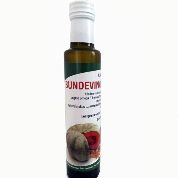 Bundevino-ulje